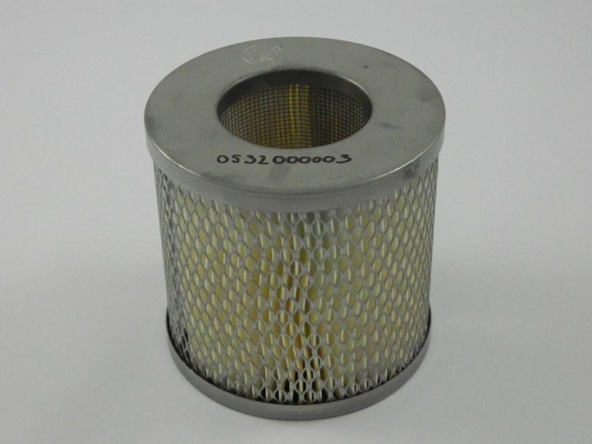 Luchtfilter (klein) Metaal 100