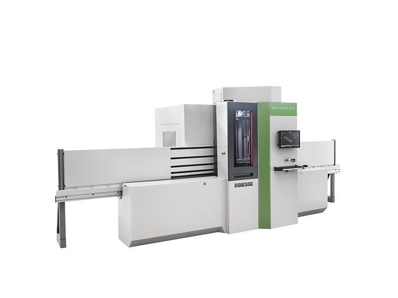 Biesse Brema Eko 2.2 Verticale CNC-gestuurde boormachine