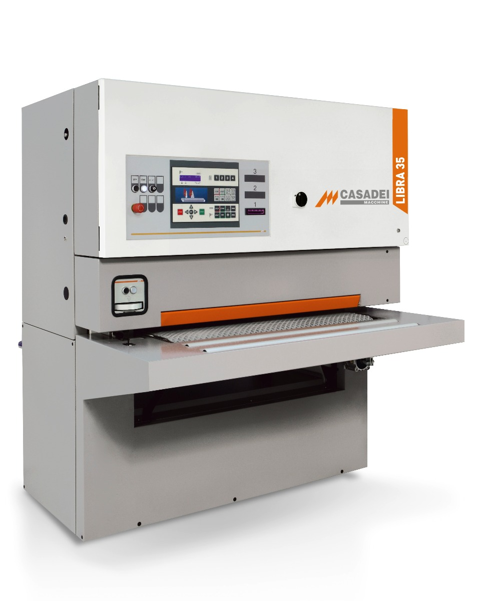Casadei Libra 35 Breedbandschuurmachine