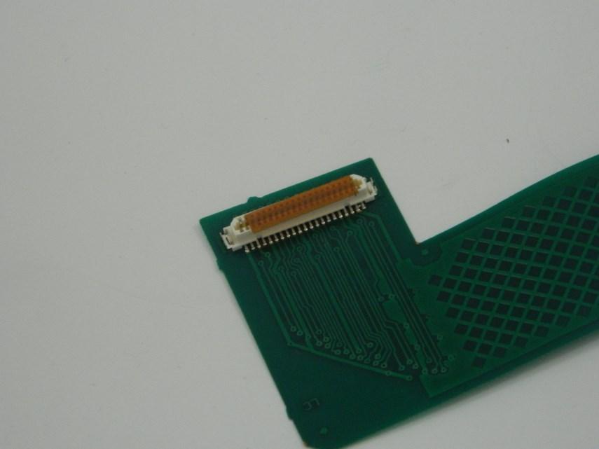 Koppeling LCD voor NC 410