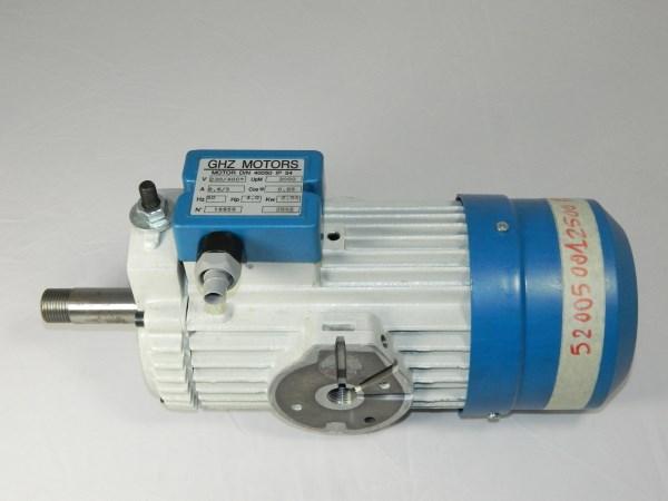 Zaagmotor 4 PS 380 V