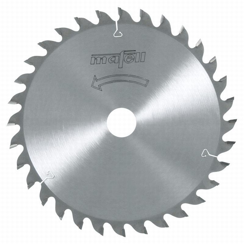 Mafell HM 185x1,4/2,4x20mm Z32 WZ Zaagblad