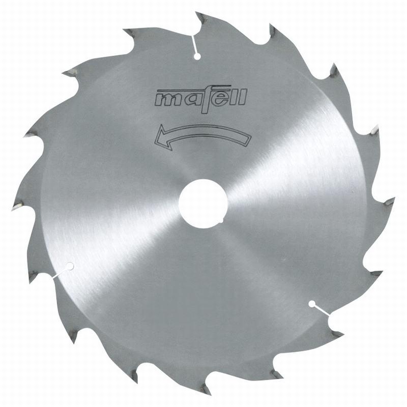 Mafell HM 185x1,4/2,4x20mm Z16 WZ Zaagblad
