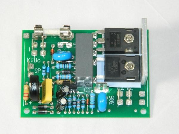 Elektrische kaart rem 600P3S