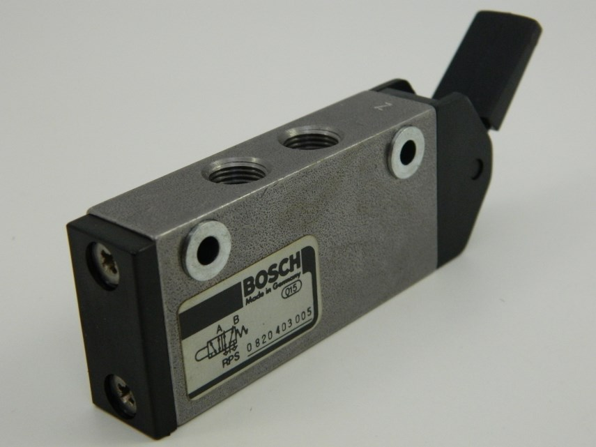 5/2 ventiel met hendel NG4