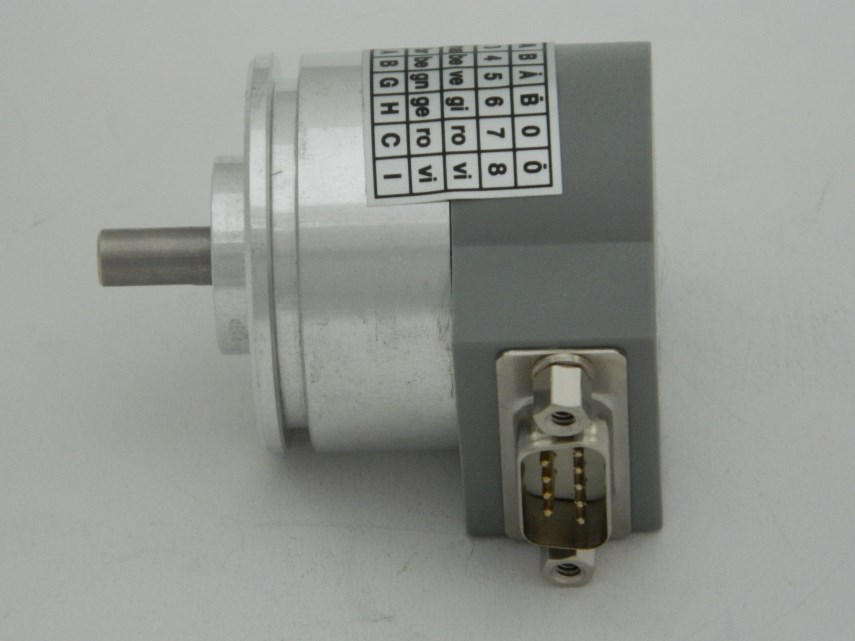 Encoder (Hohner) 28-28KW7.98/1000