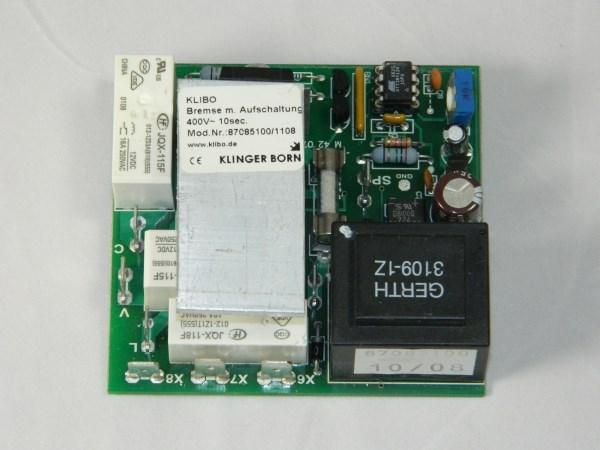 Elektrische kaart Scheda - Freno HP5