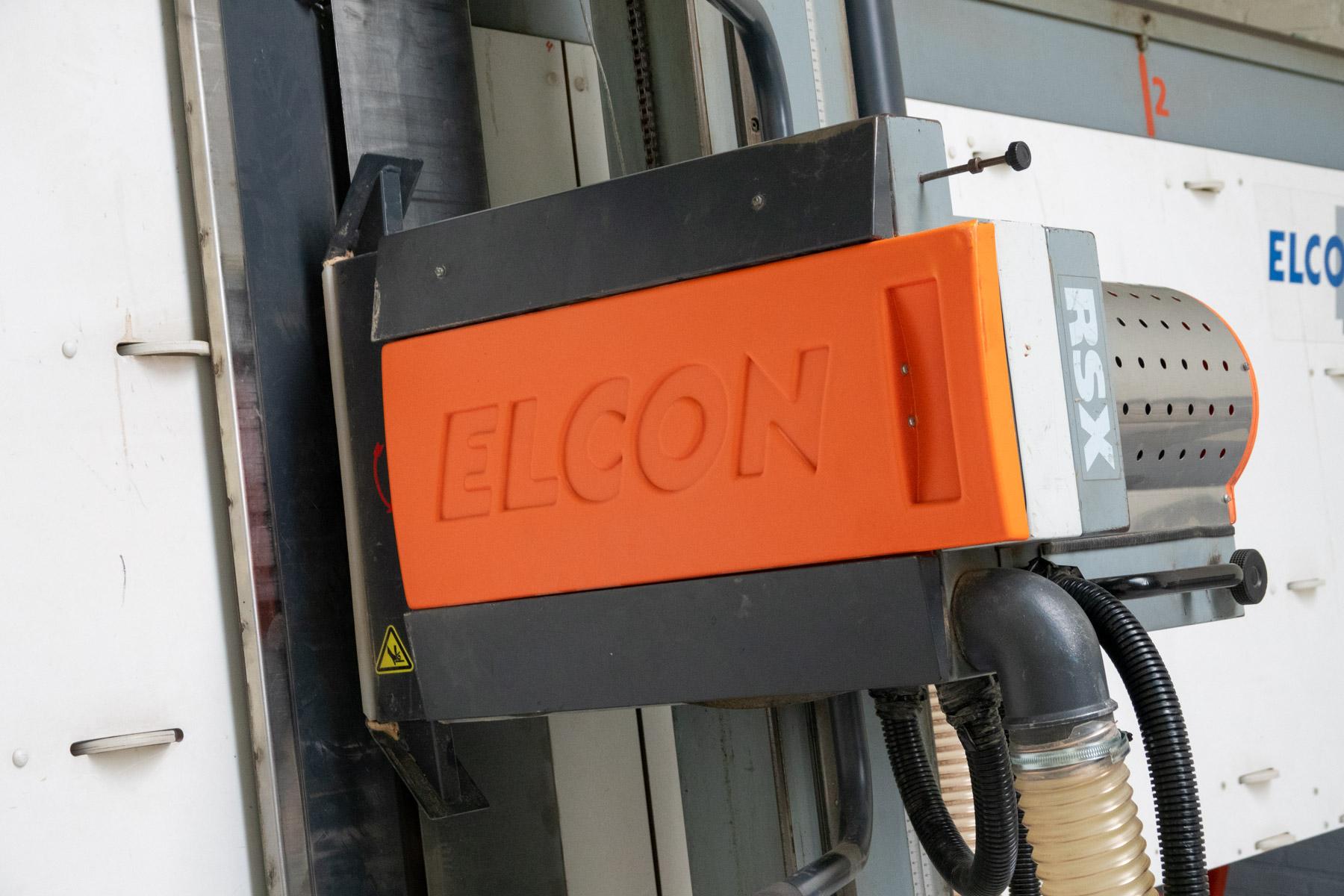 Elcon DSX 185 gebruikte wandplatenzaag