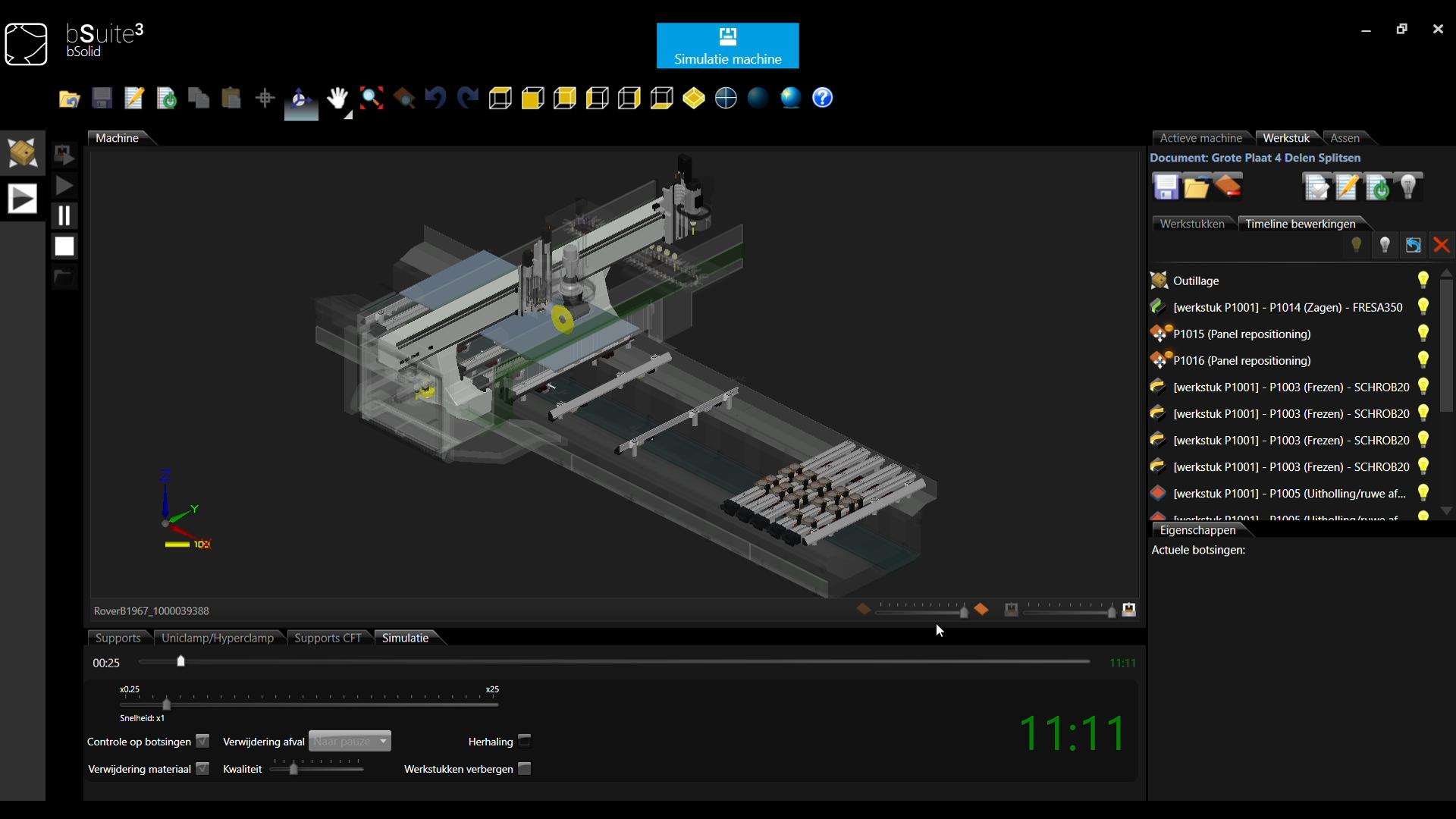 Biesse bSolid CNC software