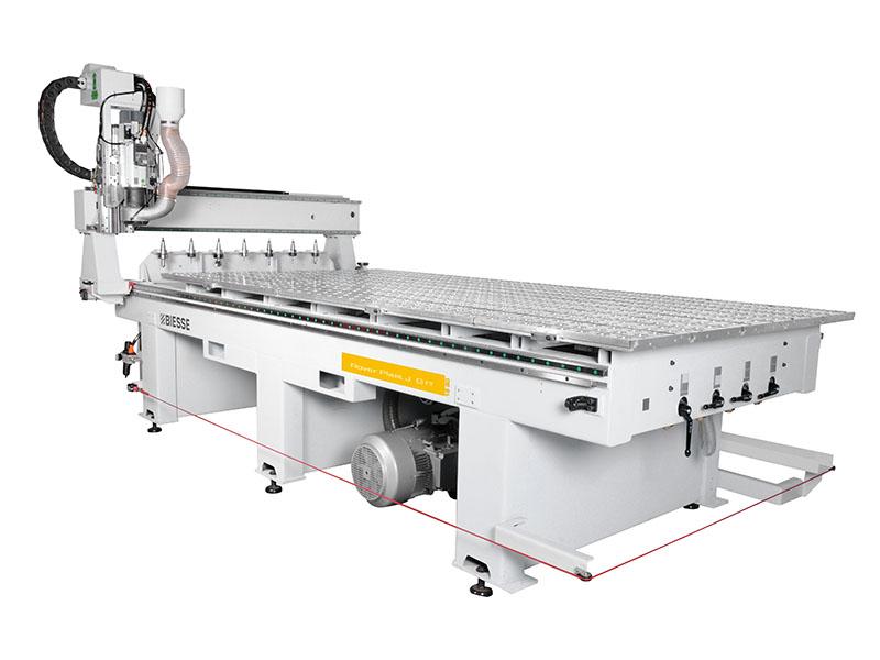 Biesse Rover Plast J FT CNC-gestuurde freesmachine