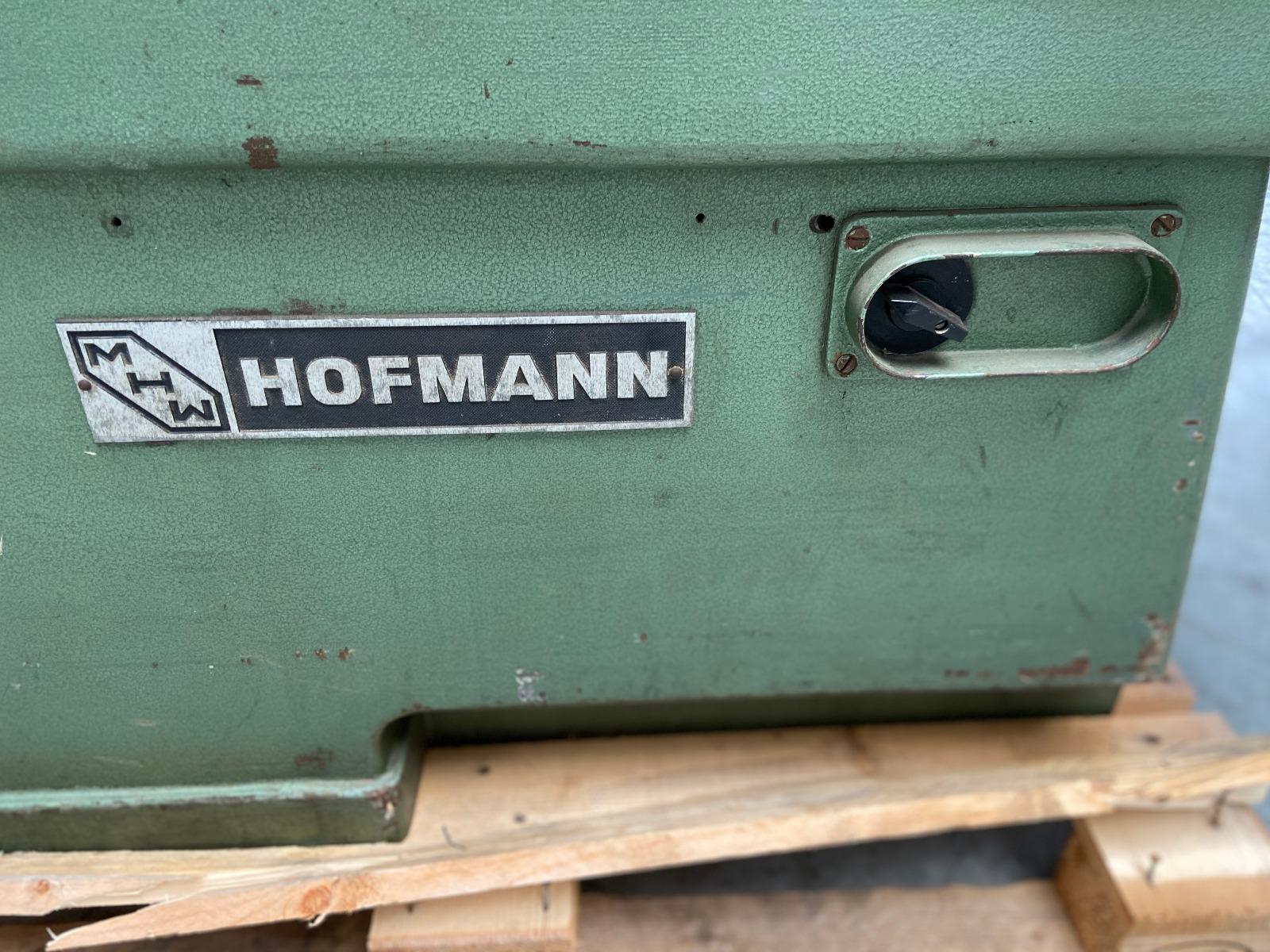 Hofmann AHW gebruikte vlakbank
