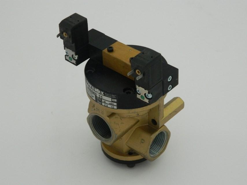 Vacuum electroventiel 0BS205