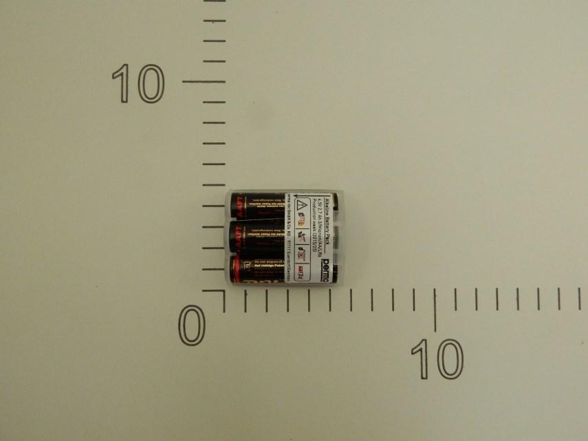 Batterijset Perma oliepot