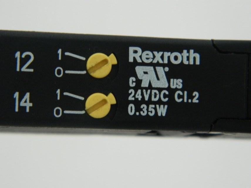 Ventiel (Rexroth) 0820 055 101