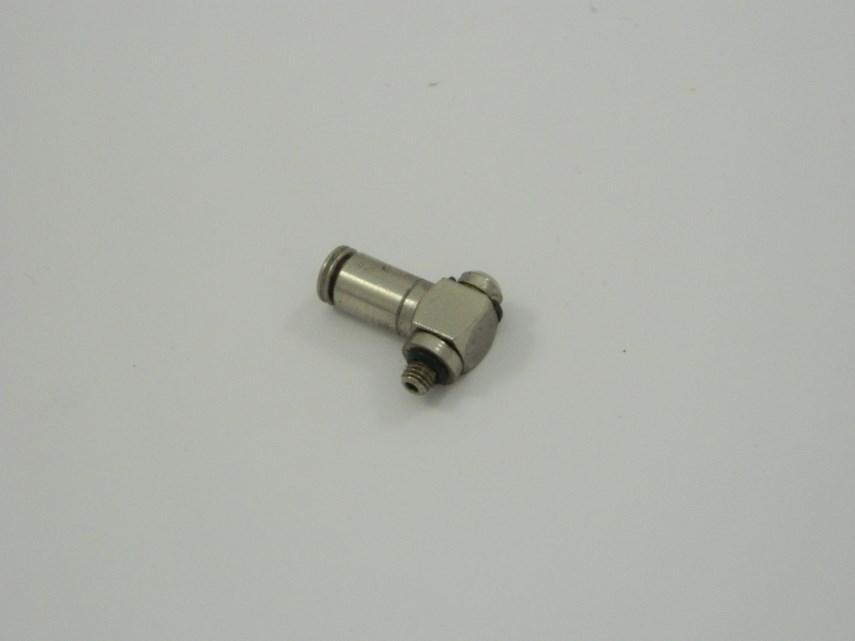 Koppeling (smeernippel) M3-3 mm