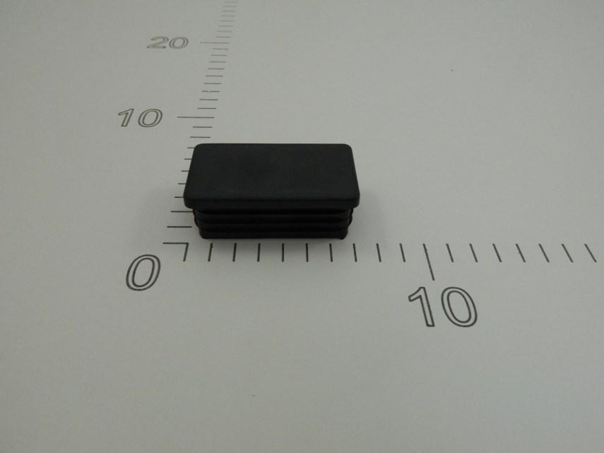 Vierkantstop 70x40x2