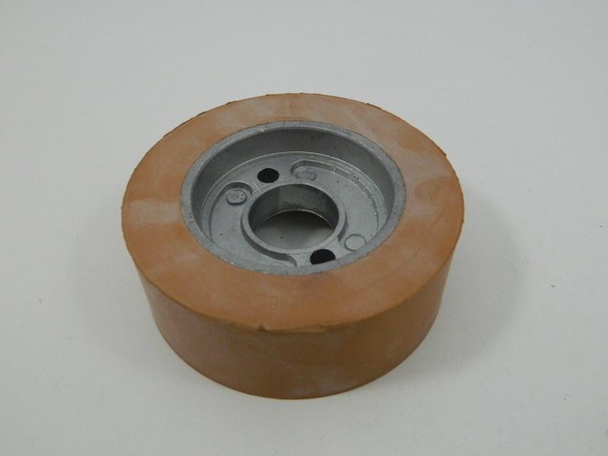 Doorvoerwiel D80x28