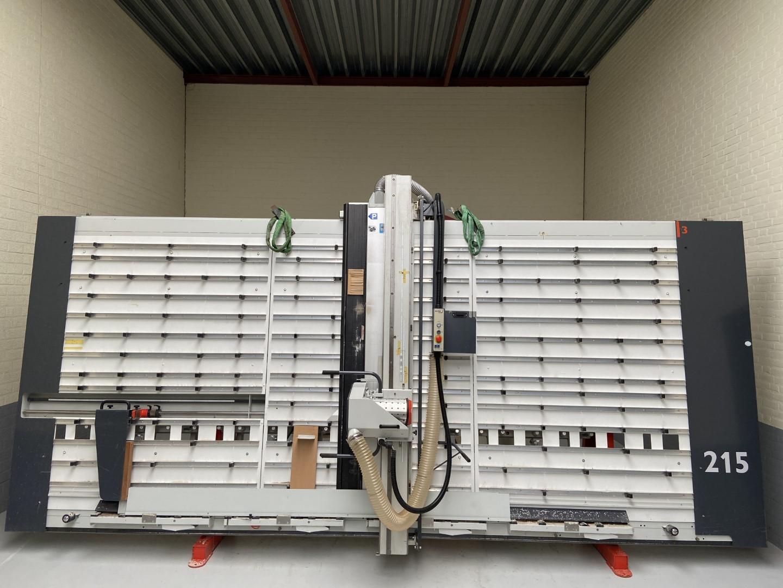 Elcon 215 DSL gebruikte wandplatenzaag