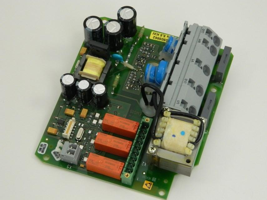 Printplaat EMG 153-5 KW