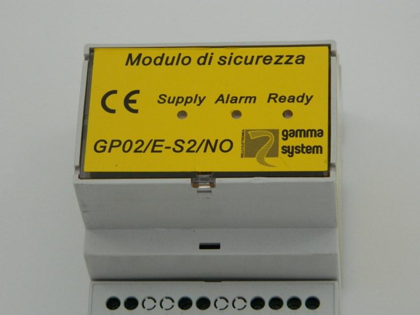 Schakelkast GP02/E-S2 voor Mat