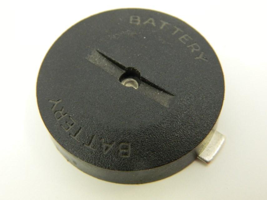 Kap voor batterijhouder