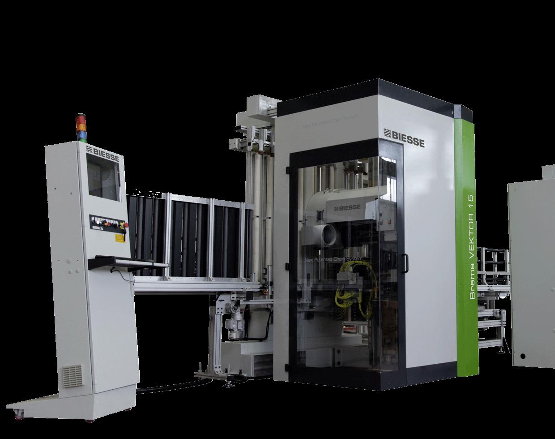 Biesse Brema Vektor 15 verticale CNC-machine