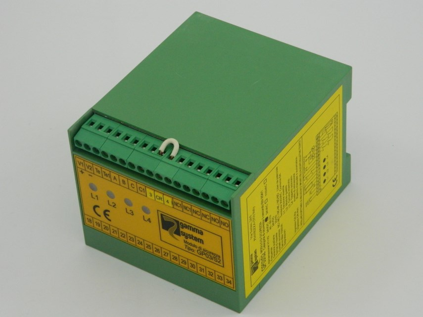 Switch box GP03/S2