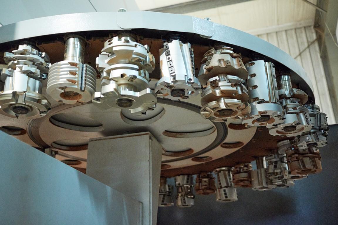 Weinig Conturex Greenline bruikleen CNC-bewerkingscentrum