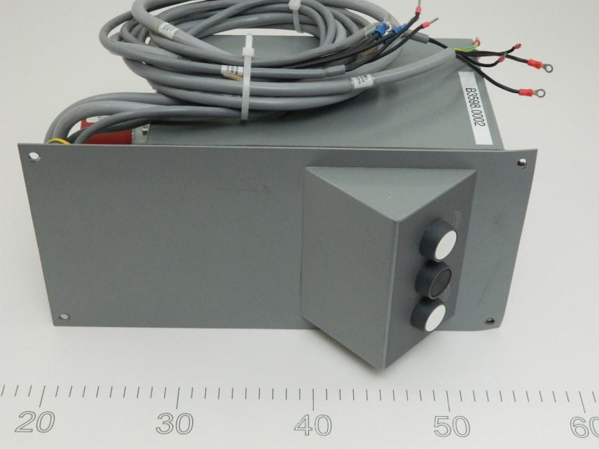 Schakelkast 380-400 V 50/60 HZ voor WA6