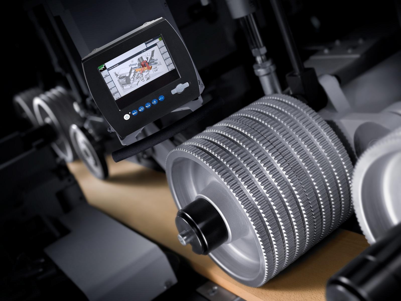 Weinig Powermat 2500 Vierzijdige schaaf- en profileermachine