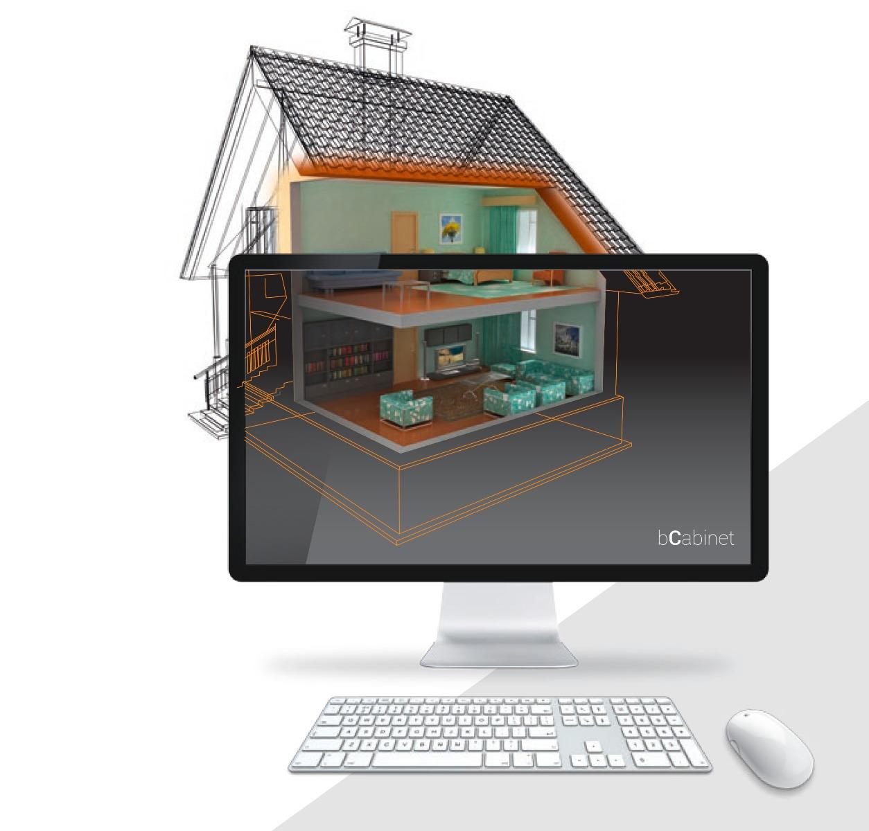 Biesse bCabinet interieur software