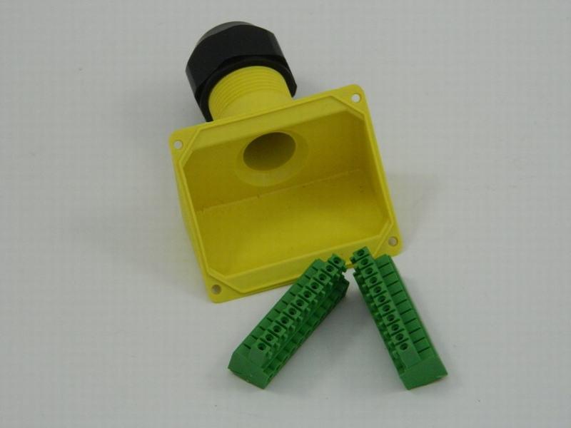 4-voudige aansluitbox M12