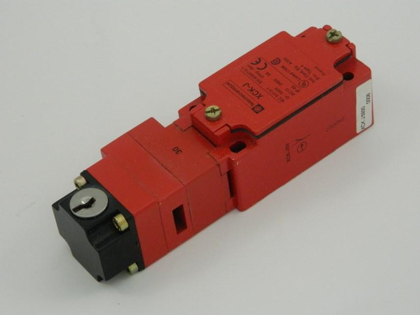 Micro schakelaar XCK-J5930