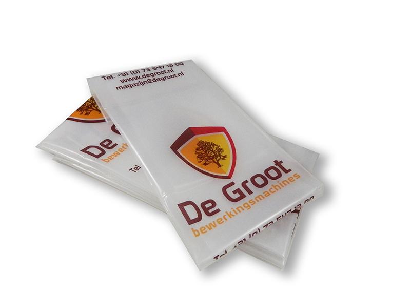 25 stuks universeel Plastic zak D=650mm 1090x1500mm Verpakking