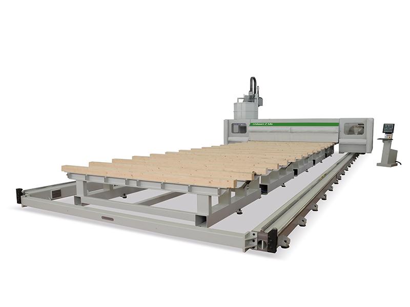 Biesse Uniteam E MIX CNC-freesmachine