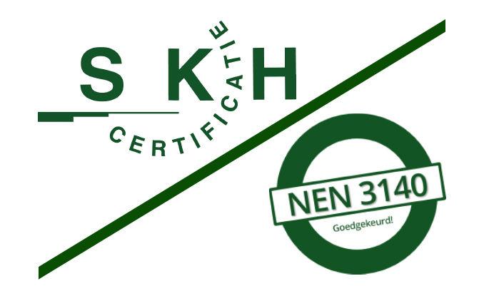SKH keuring logo