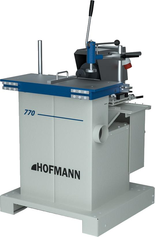 Hofmann LB 770 Langgatboormachine